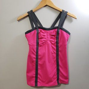 Lululemon * Yoga Tank * Pink Size 8